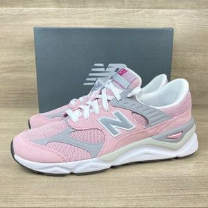 New Balance X-90 Mens Running Shoes Lifestyle Pink